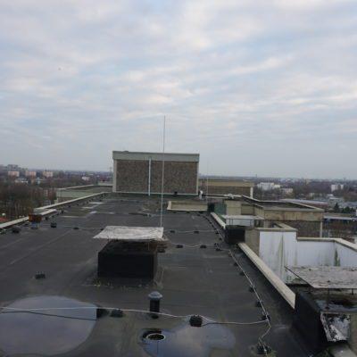 Über den Dächern von Steilshoop