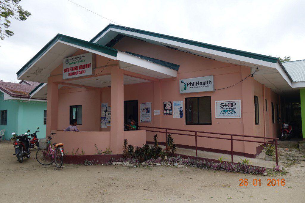 Ärztezentrum Santa Fe / Bantayan