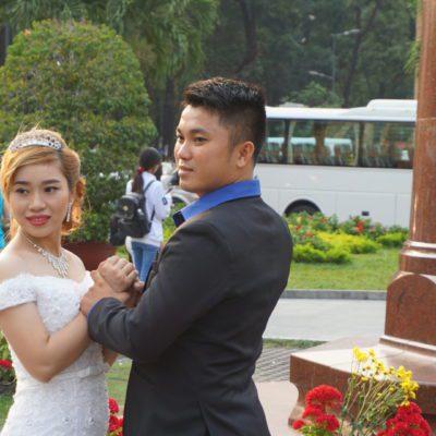 Und ne Hochzeit