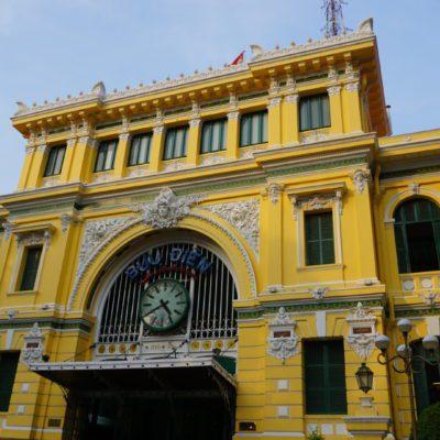 Gebäude Post Office