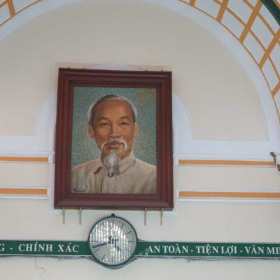 Onkel Ho im Post Office