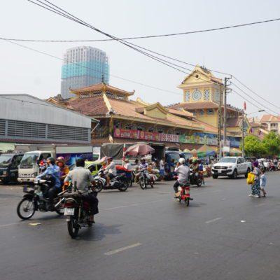 China Town Marktgebäude