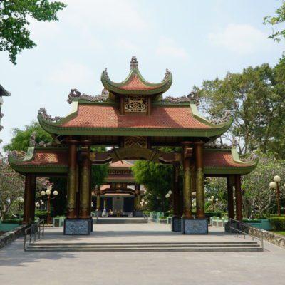 Cu Chi Park
