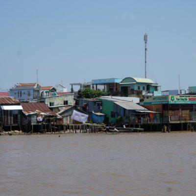 Impressionen Mekong Delta