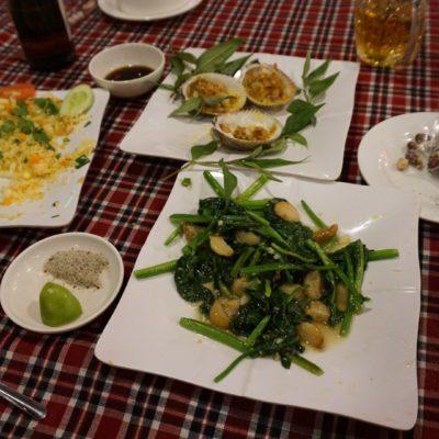 Super Abendessen