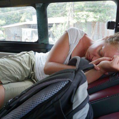 Gegen Aufregung hilft Schlaf.