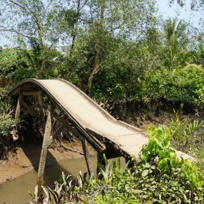 Rialto Brücke auf An Binh