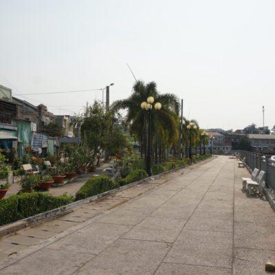 Inselausflug nach An Binh