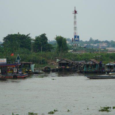 Mekong bei Chau Doc