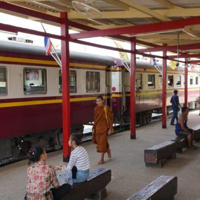 Bahnhof Aranya.....