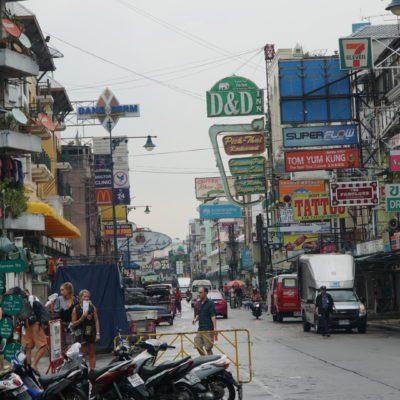 F...... Khao San Road
