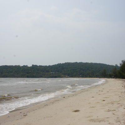 Strand bei Koh Khong