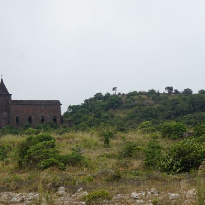 Alte Kirche Bokor Hill Station