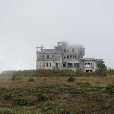 """Casino Bokor Hill Station oder doch das Haus von Vaddi """" Bates """" ?"""