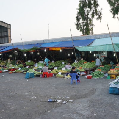 Mit Mega Mango Markt
