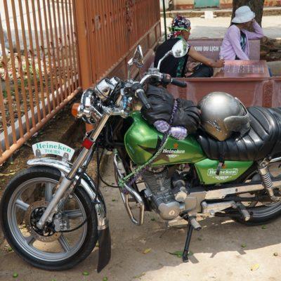Essay Rider Touren ab Dalat. Sehr beliebt.
