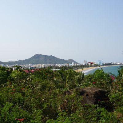 Blick auf Quy Nhon