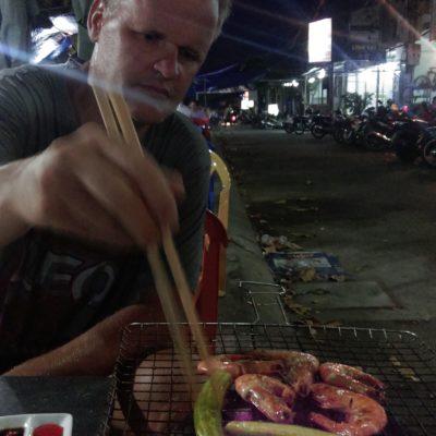 Fisch BBQ