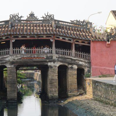 Japanischer Brücke