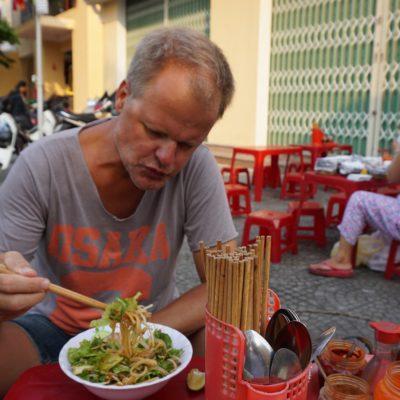 Hmm lecker Cao Lau - Für Christl ohne Fleisch