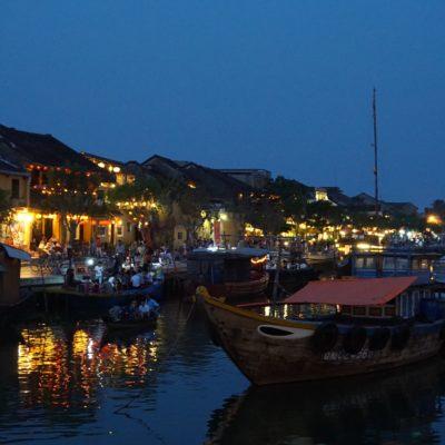 Hoi An Abend - Die Stadt der Lampions