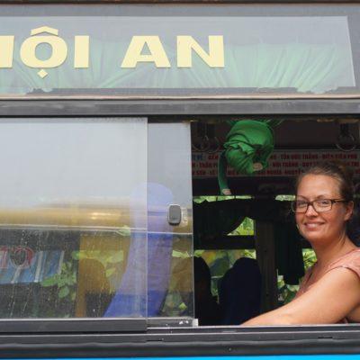 Bus von Hoi An nach Da Nang