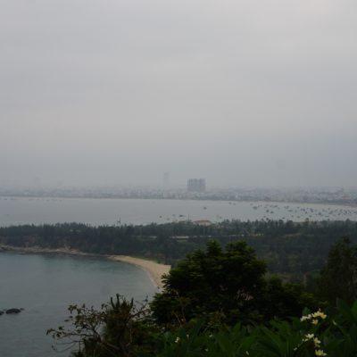 Blick auf Da Nang