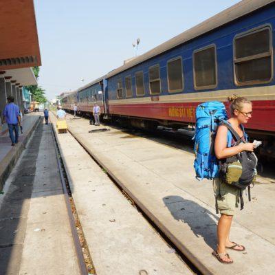 Abfahrt in Da Nang