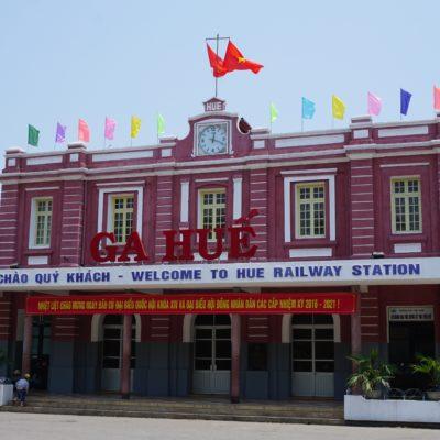 Bahnhof in Hue