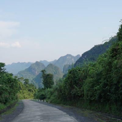 Landschaft Phong Nha Nationalpark