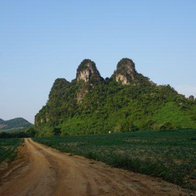 Landschaft Phong Nha Park