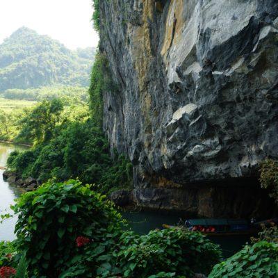 Ein / Ausgang Höhle