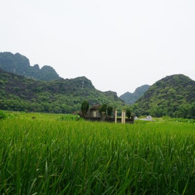 Friedhof Ha Long Bucht