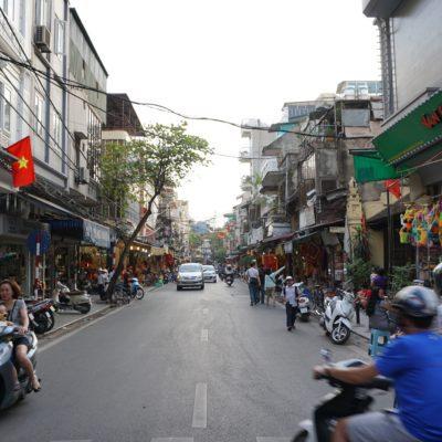 Hanoi Stadt