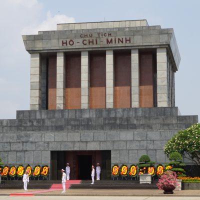 Onkel Ho Mausoleum