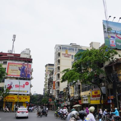 Hanoi Old Town Innenstadt