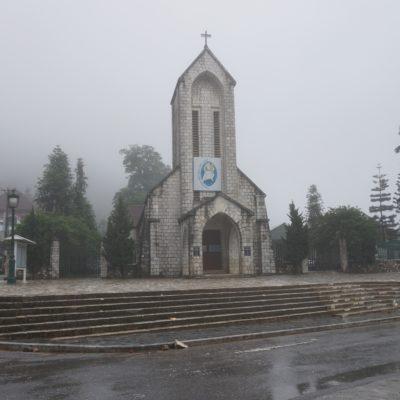 Kirche  Sa Pa