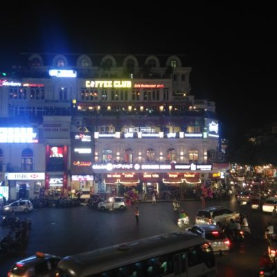 Hanoi Circle