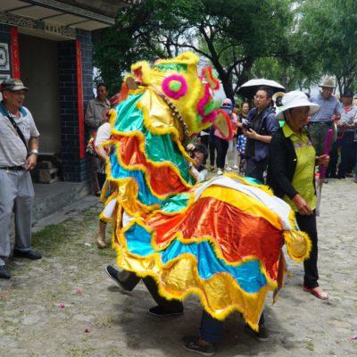 Bilder vom 3 Tempel Festival