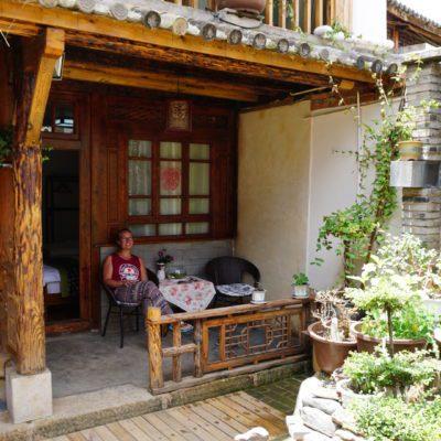 Unser Heim mit Terrasse