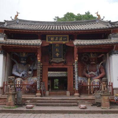 Tempel am Hauptplatz