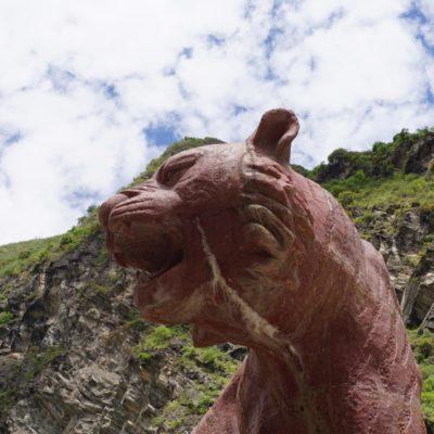Der Tiger ohne Stein