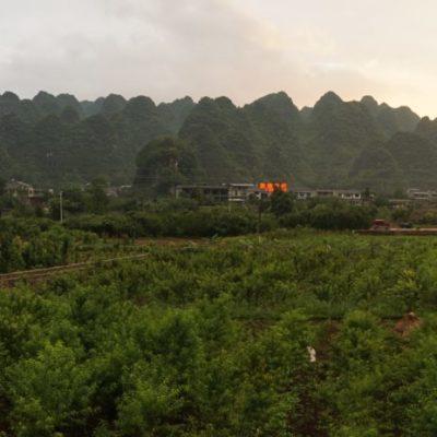 Karst Panorama