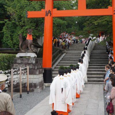 Am Tempel