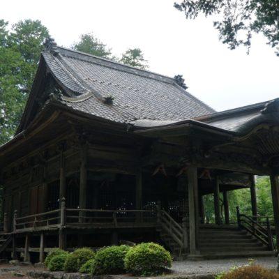 """Der """" Sakai """" Tempel"""