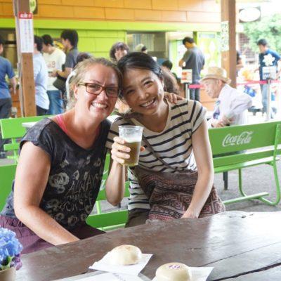 Toller Ausflug zur Wasabi Farm