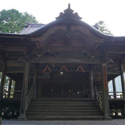 Und nochmal der Tempel