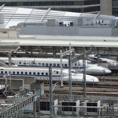 3 Fach Shinkansen-Muzzi