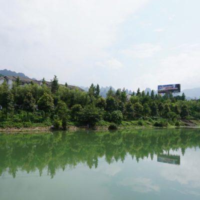 Wulingyuan am Fluss