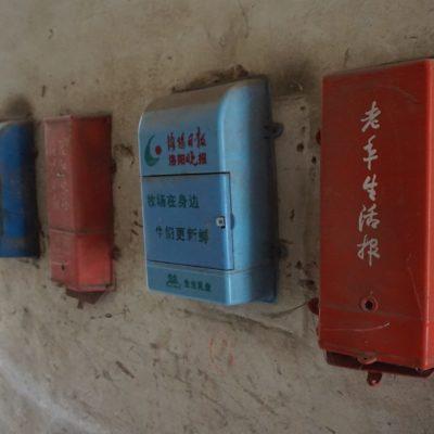 Briefkasten auf Altstadt